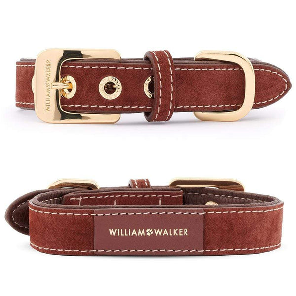 William Walker Makassar // Halsband & Leine Set + Kostenloser Kotbeutelspender