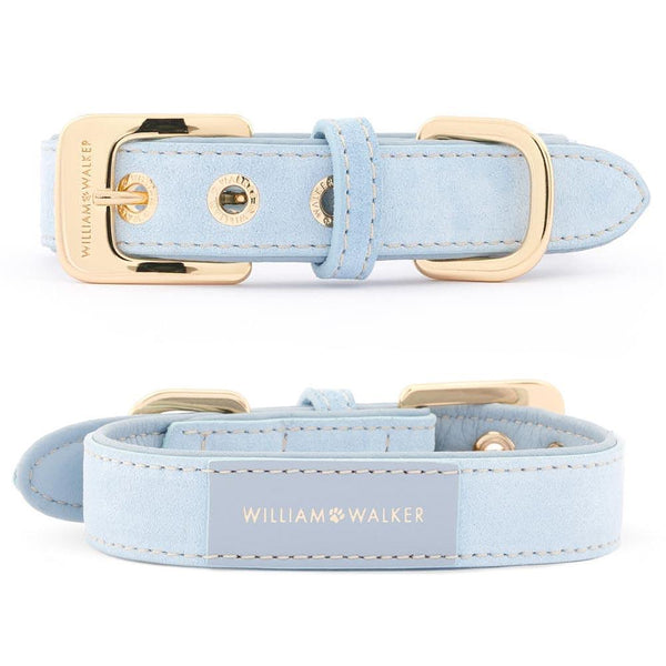 William Walker Sky // Halsband & Leine Set + Kostenloser Kotbeutelspender