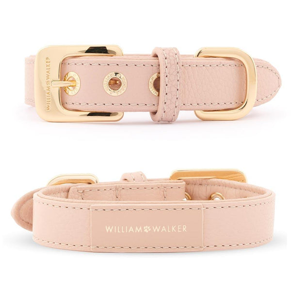 William Walker Rose // Halsband & Leine Set + Kostenloser Kotbeutelspender