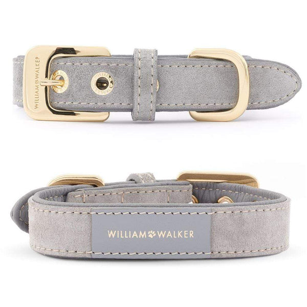 William Walker Sea Salt // Halsband & Leine Set + Kostenloser Kotbeutelspender