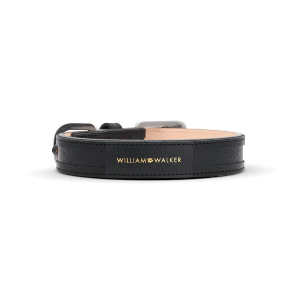 Dog collar Nobile Nero