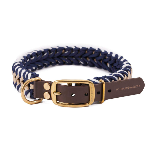 Paracord Dog Collar Hanseatic