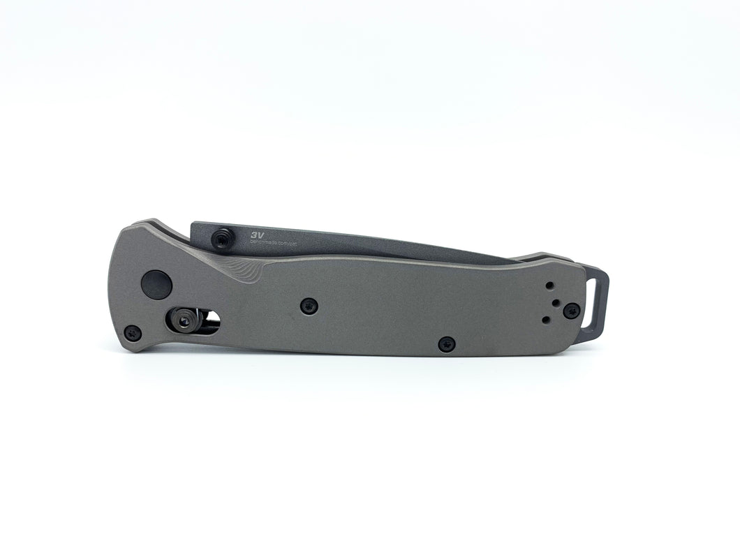 Titanium Scales for Benchmade Bailout 537