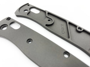Titanium Scales for Benchmade Mini Bugout 533