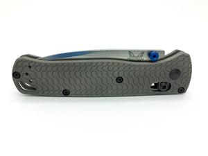 Titanium Critter Scales for Benchmade Bugout 535