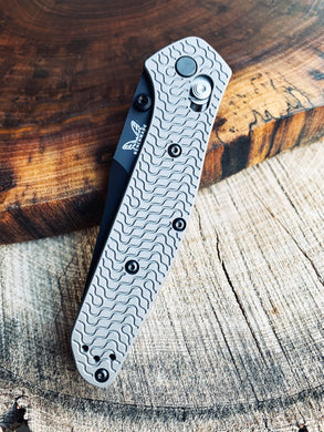 Titanium Critter Scales for Benchmade Osborne 940 Series