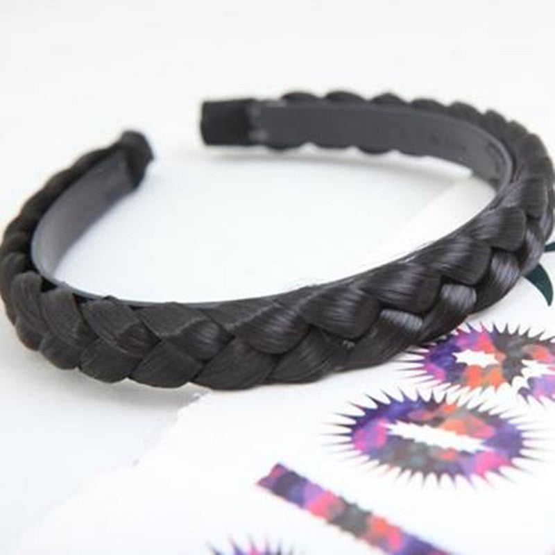 New Fashion Korean jewelry braided hair braids hair bands headband hair jewelry
