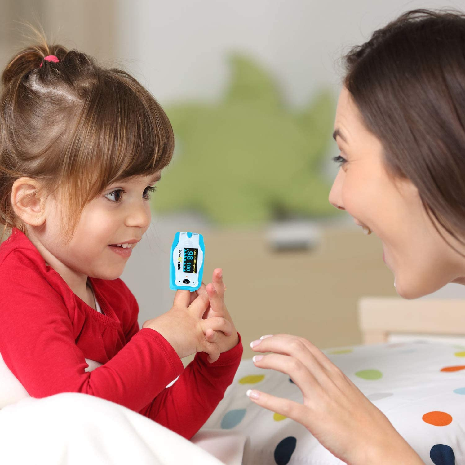Zacurate 430P Children Pulse Oximeter