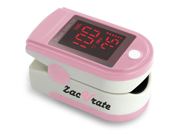 Zacurate 500DL Pro Series Fingertip Pulse Oximeter