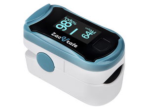 Zacurate 500G OLED Fingertip Pulse Oximeter