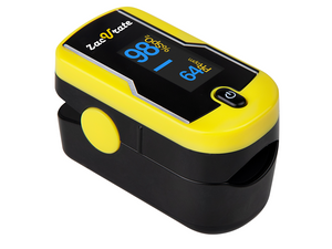 Zacurate 500F OLED Fingertip Pulse Oximeter