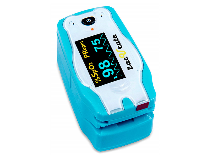 Zacurate Digital Fingertip Pulse Oximeter for Children