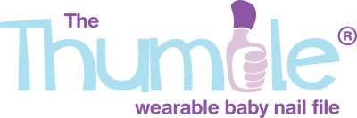 The Thumble Wearable Baby Nail File