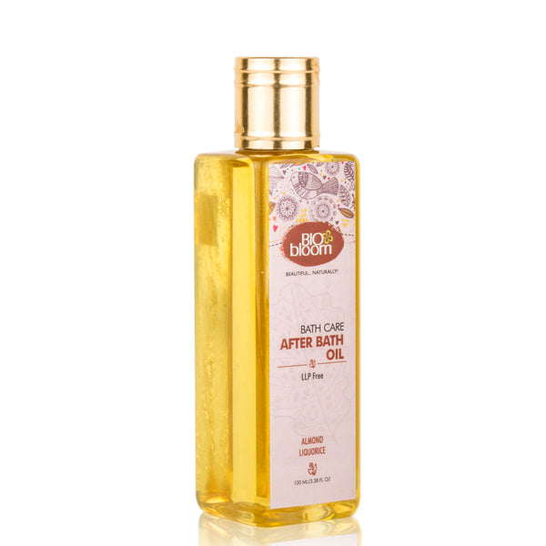 After Bath Oil - Almond & Liquorice