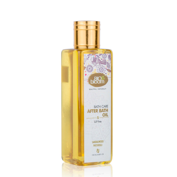 After Bath Oil - Sandalwood & Patchouli