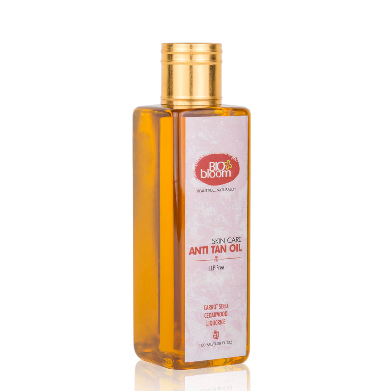 Anti Tan Oil - Liquorice & Carrot Seed
