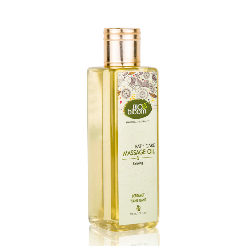 Aromatherapy Massage Oil - Relaxing