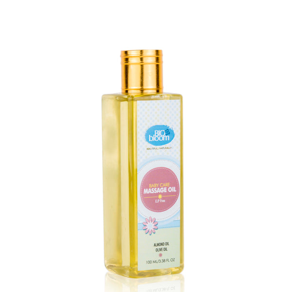 Baby Massage Oil - Almond & Olive Oil