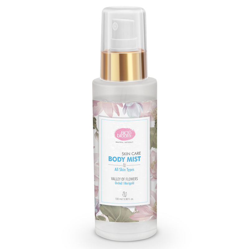 Body Mist - Valley of Flowers