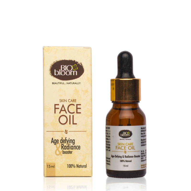 Face Oil - Age Defying & Radiance Booster