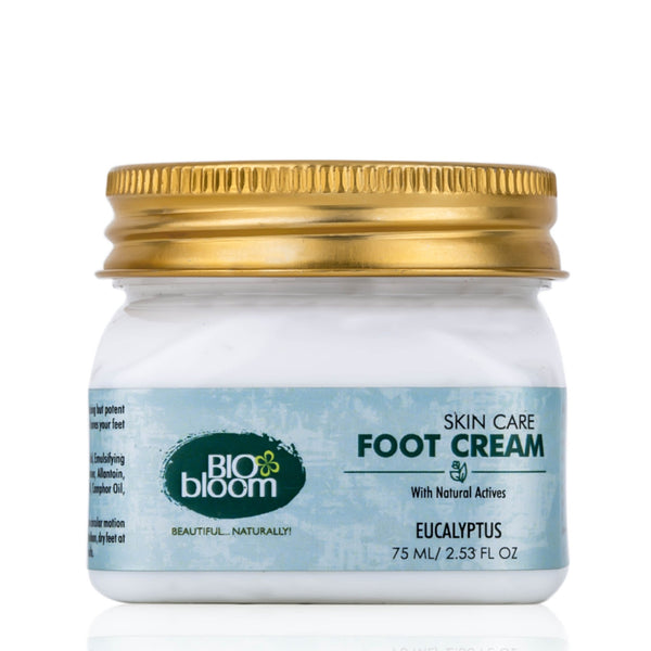 Foot Cream - Eucalyptus