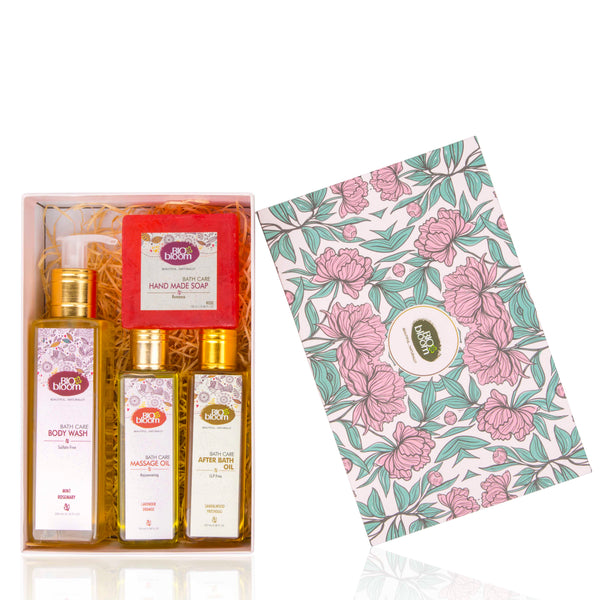 Gift Box - Bath & Body