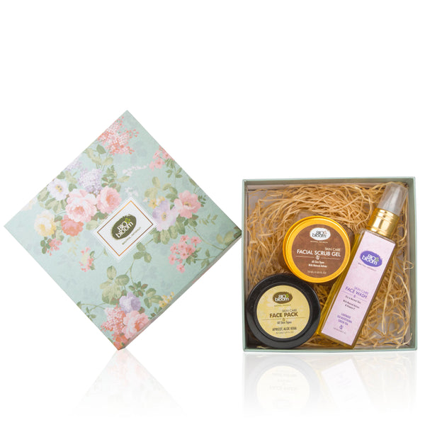 Gift Box - Face Glow