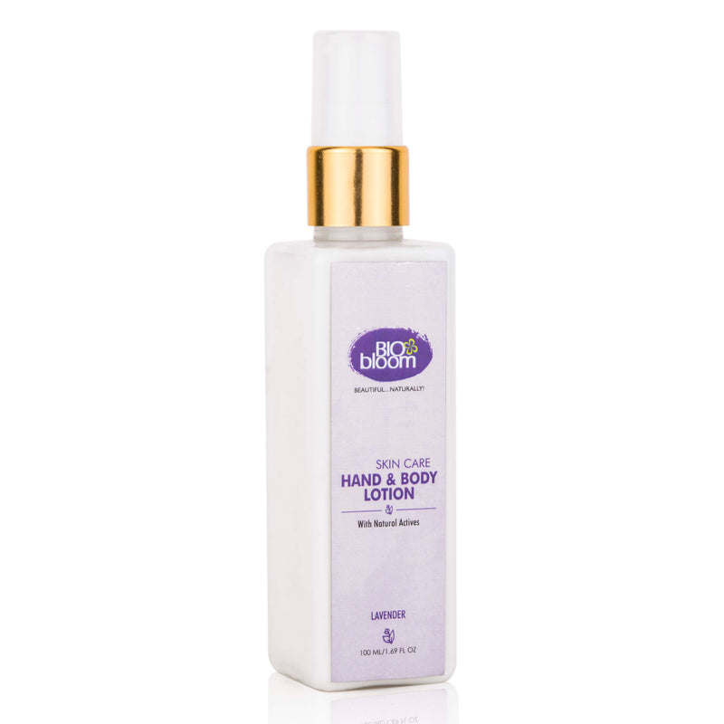Hand & Body Lotion - Lavender