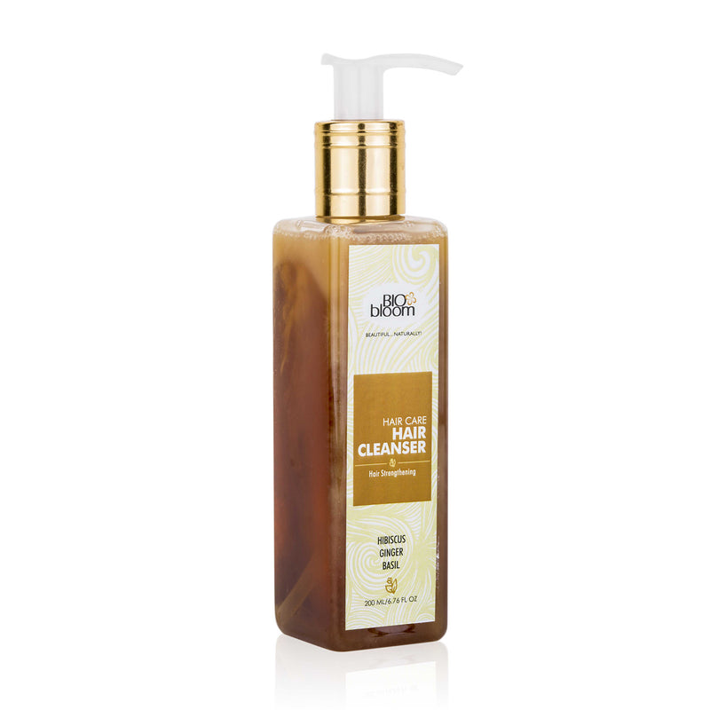 Hair Strengthening Shampoo (Hair Cleanser)