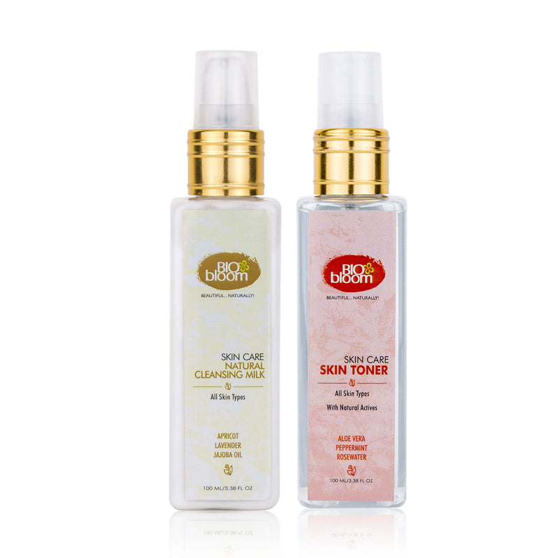 Set of Cleansing Milk & Toner