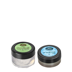Set of Under Eye Gel & Lip Balm Mint