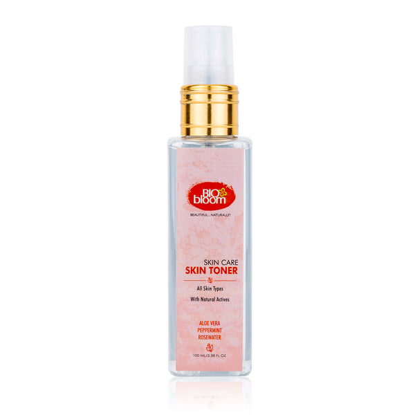 Skin Toner - Rosewater & Peppermint