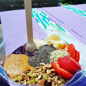 Acai Bowl (Available in-store only)