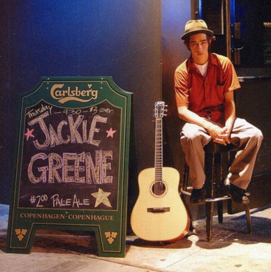 Jackie Greene - Gone Wanderin' Digital Albums