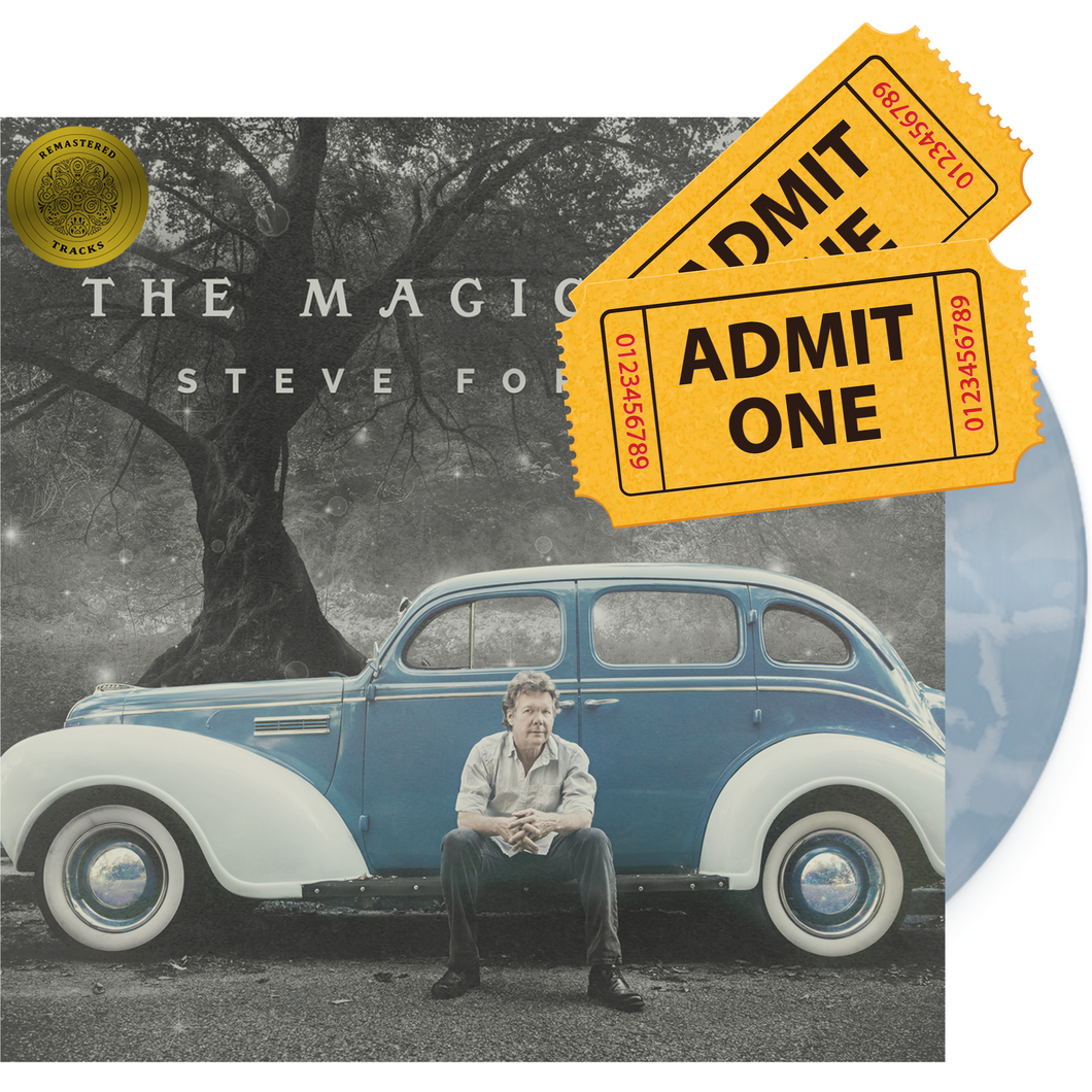 The Magic Tree [Remastered] Vinyl + LIVE SHOW TICKET, SEPT 8