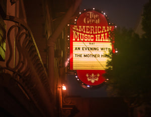The Mother Hips - Live at The Great American Music Hall Limited Edition Double Disc CD