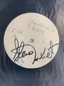 SIGNED Jackrabbit Slim Vinyl [Test Pressing]