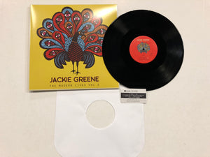 Jackie Greene The Modern Lives Vol. 2 vinyl album EP blue rose music full contents