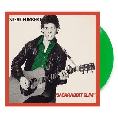 Steve Forbert - Jackrabbit Slim 40th Anniversary Edition Vinyl - Green Wax
