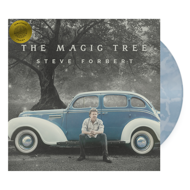 Steve Forbert album The Magic Tree Remastered 2019 Vinyl LP Blue Rose Music