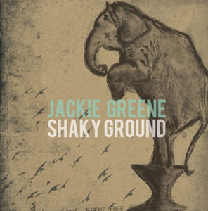 "Jackie Green Shaky Ground Take Me Back in Time 7"" Vinyl from Till the Light Comes Album Blue Rose Music"