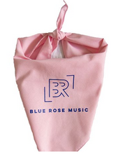 Blue Rose Music Pet Bandana
