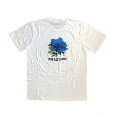 Blue Rose Music Logo T-Shirt