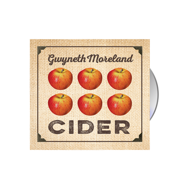 Gwyneth Moreland Cider CD Blue Rose Music