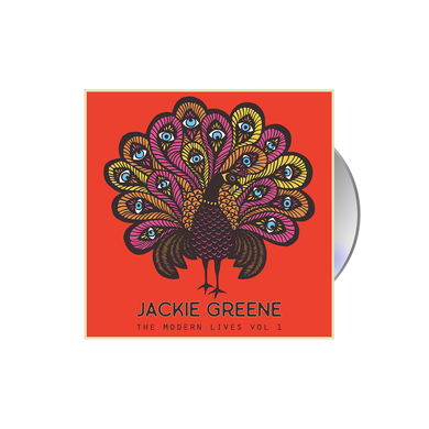 Jackie Greene The Modern Lives Vol. 1 CD Blue Rose Music