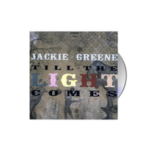 Jackie Greene Till the Light Comes CD album cover blue rose music