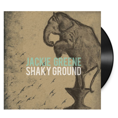 Jackie Green Shaky Ground Take Me Back in Time 7