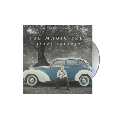 Steve Forbert album The Magic Tree 2018 CD Blue Rose Music