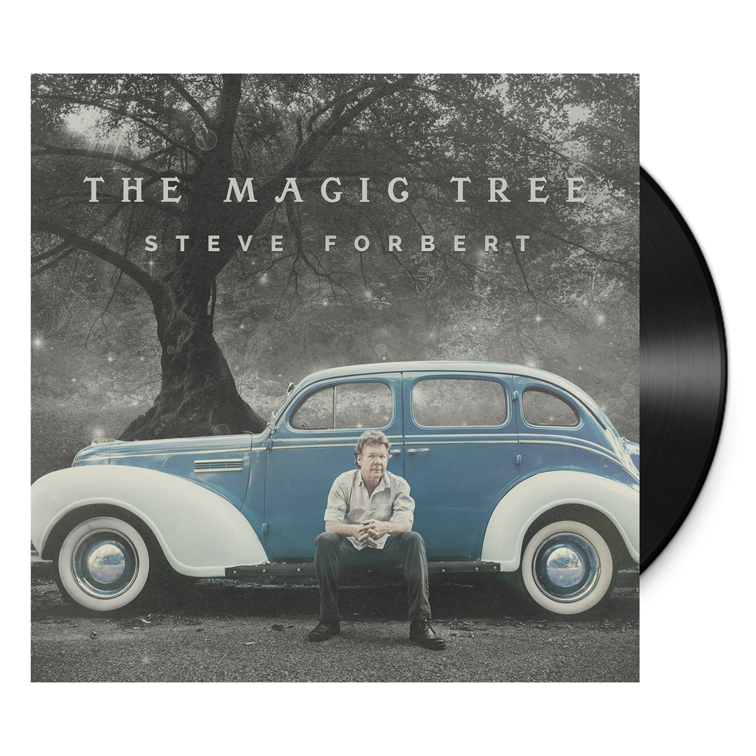 Steve Forbert album The Magic Tree 2018 Vinyl LP Blue Rose Music
