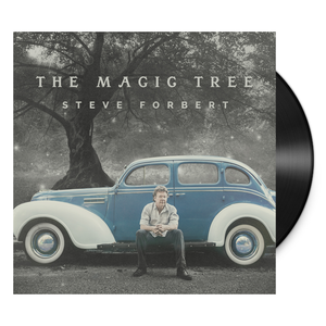 Steve Forbert album The Magic Tree 2018 Vinyl LP CD Blue Rose Music
